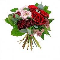 skicka blommor växjö